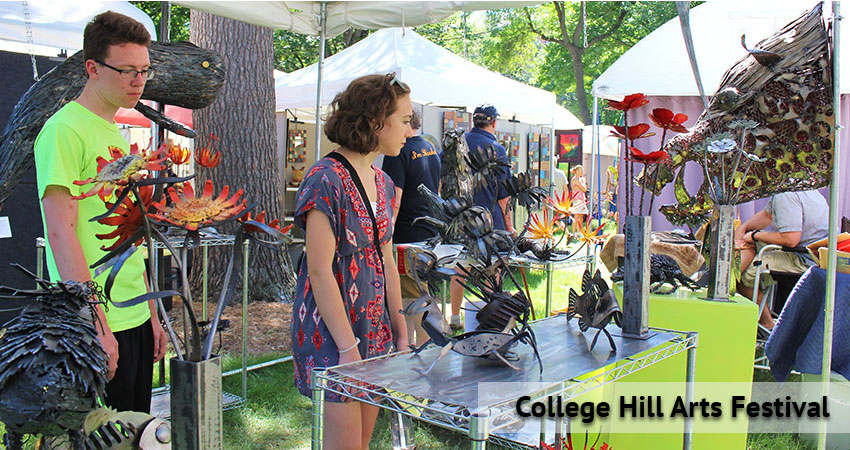 College Hill Arts Festival