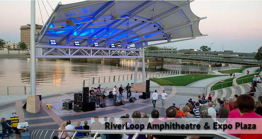 RiverLoop Amphitheatre & Expo Plaza