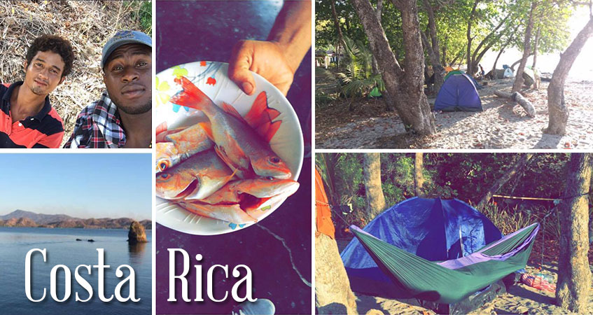 Students traveled to Costa Rica. Visit the Study Abroad blog to read about the trip from a student perspective.