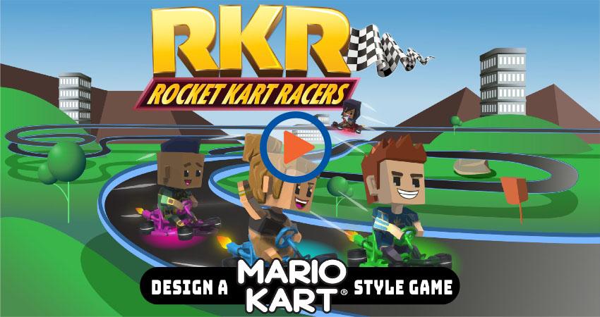 Rocket Kart Racers Video
