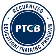 Pharmacy Technician Certification Board Recognized Education/Training Program