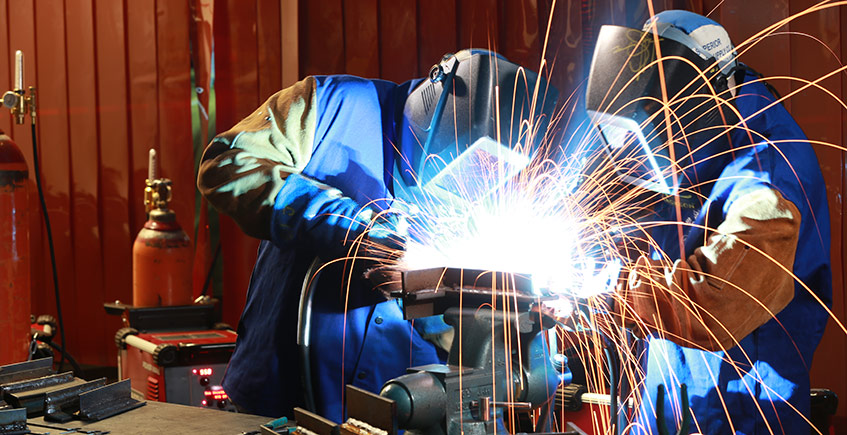 production welding short-term training program - hawkeye community ...