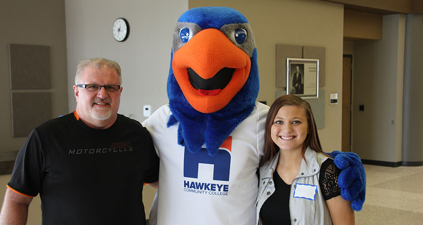 Experience Hawkeye Visit Day