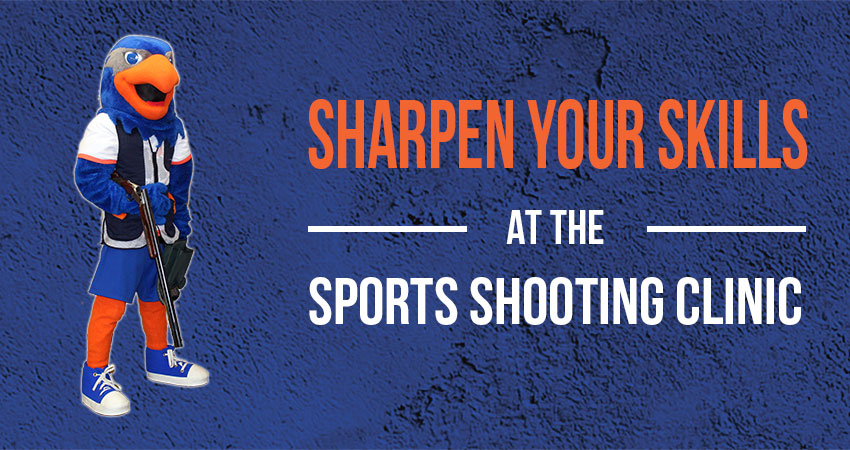 Sports Shooting Clinic