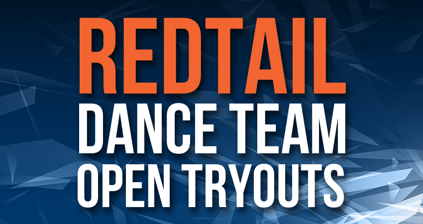 RedTail Dance Team Open Tryouts