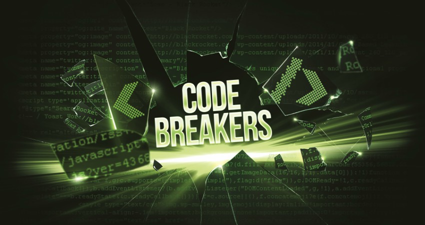 Code Breakers Camp (ages 11–14)