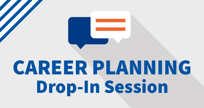 Career Planning Drop-In Session: Dike