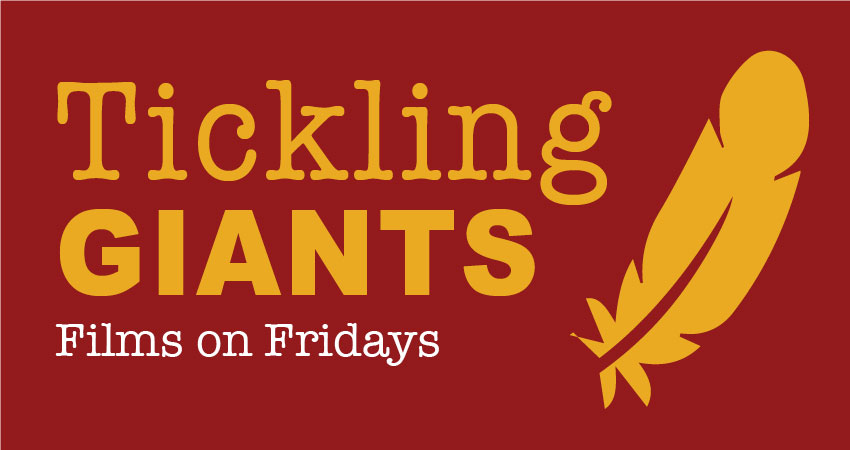 Films on Friday: Tickling Giants