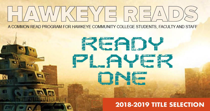 Hawkeye Reads: Ready Player One and 80s Pop Culture Party