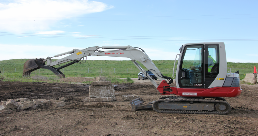 Heavy Equipment Open House