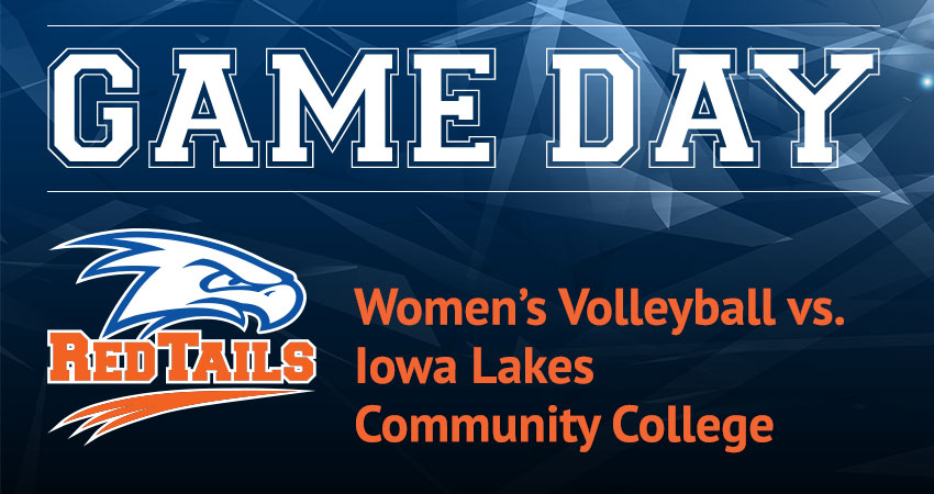 Volleyball vs. Iowa Lakes Community College