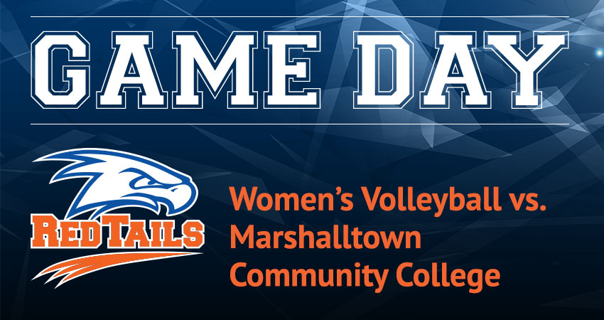 Women's Volleyball vs. Marshalltown Community College