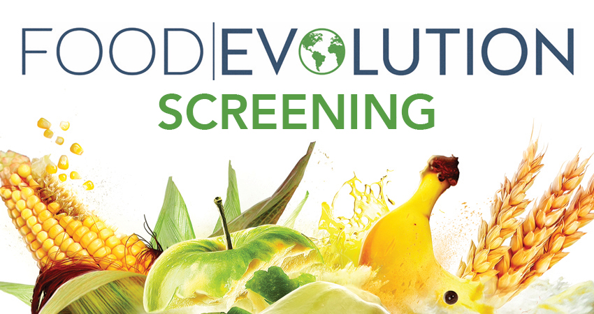 Film Screening: Food Evolution