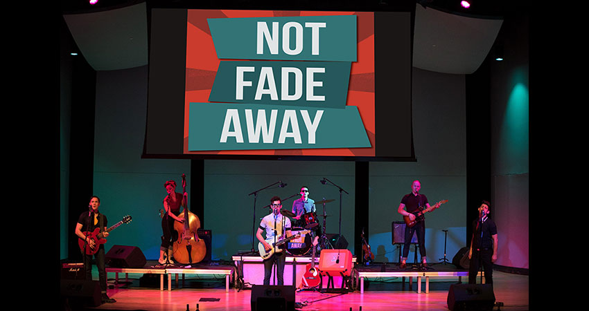 Artist Series: Not Fade Away: A Tribute to Buddy Holly, Ritchie Valens, and The Big Bopper Matinee