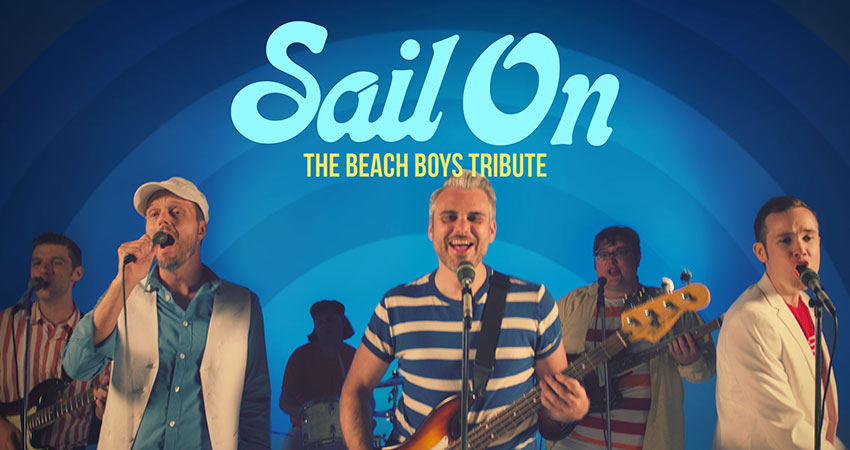 Artist Series: Sail On: A Beach Boys Tribute