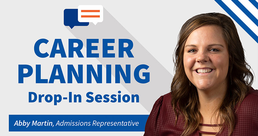 Career Planning Drop-In Session