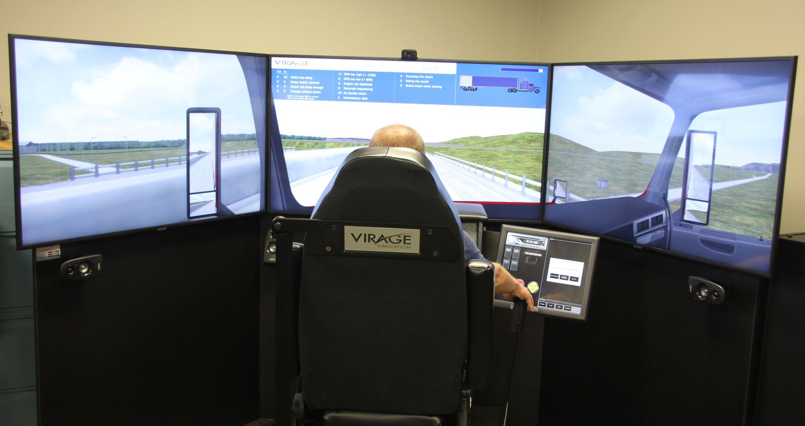 Driving Simulator Lab Open House
