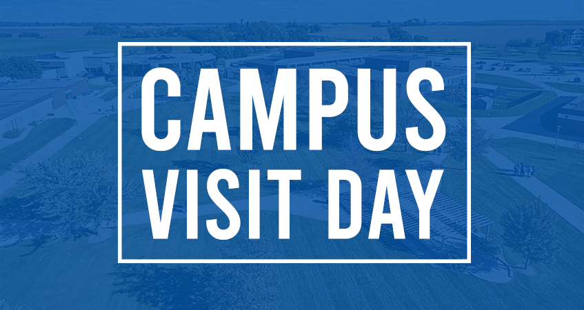 Campus Visit Day – Industrial & Engineering Technology