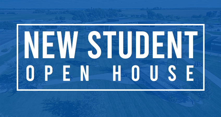 New Student Open House