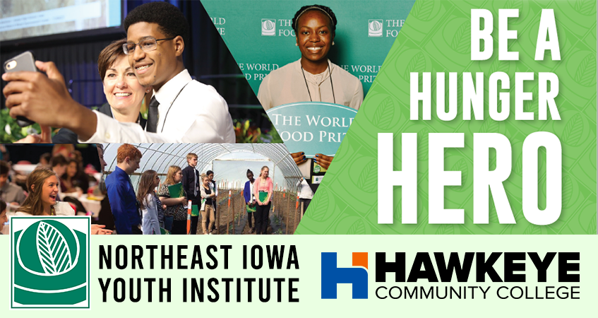 World Food Prize Northeast Iowa Youth Institute