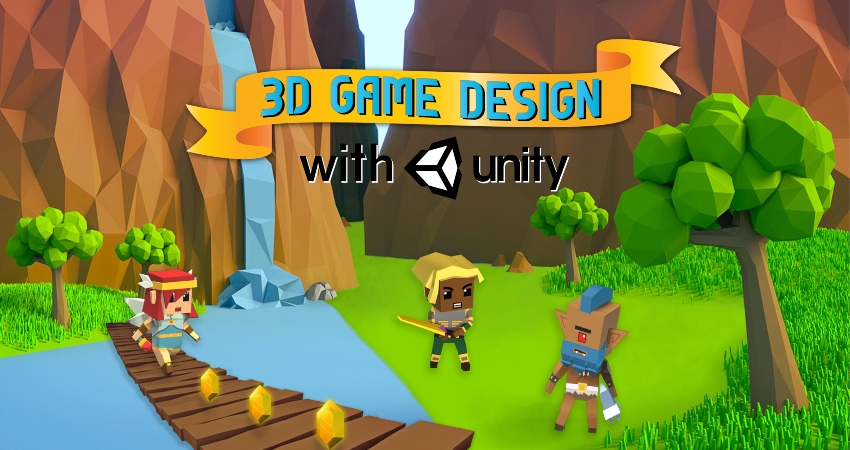 3D Game Design with Unity 8 - 11