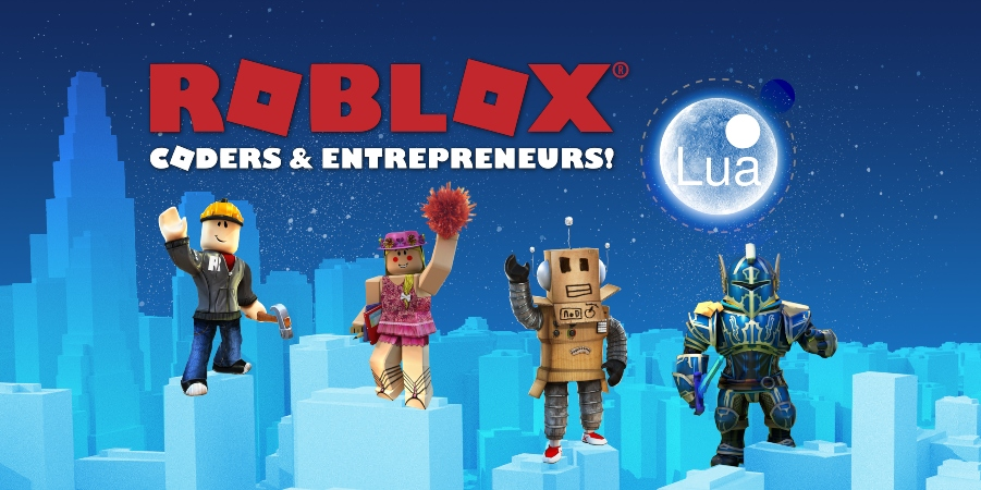 Roblox Coders and Entrepreneurs 8 - 11