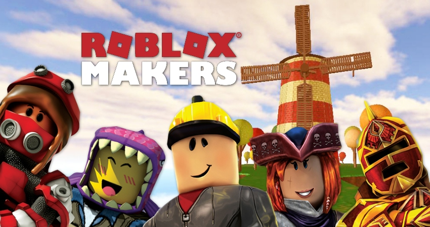 Roblox Makers 8 - 11