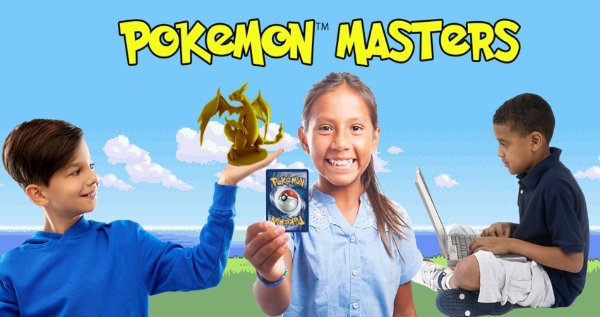 Pokemon Masters: Designers and 3D Makers Unite 11 - 14