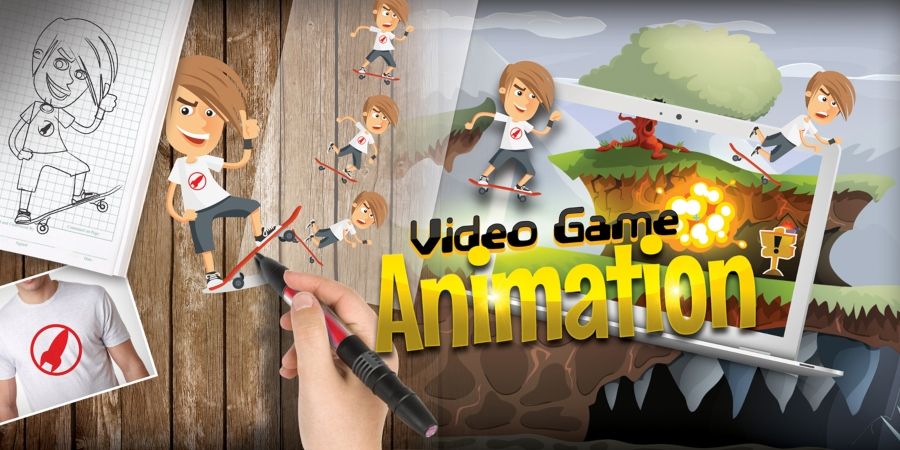Video Game Animation 8 - 11