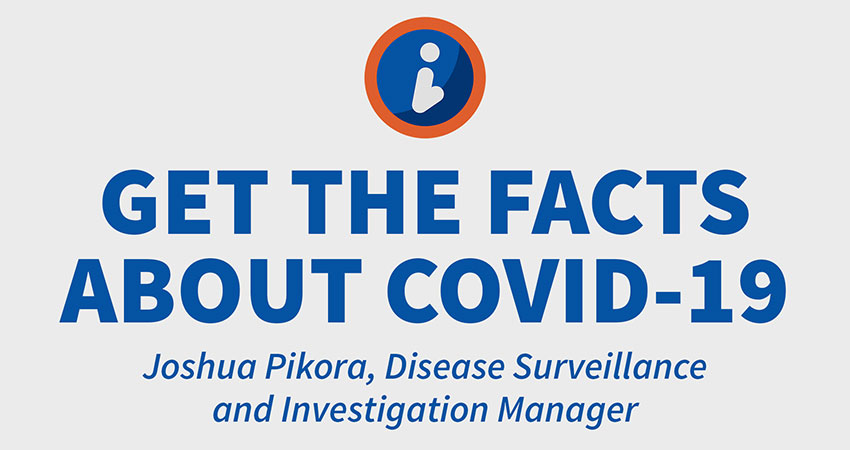 Get the Facts About COVID-19