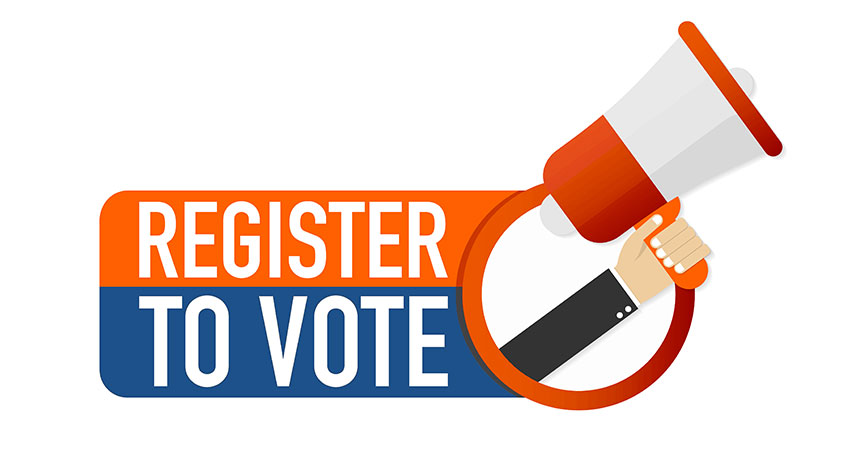 Voter Registration Week