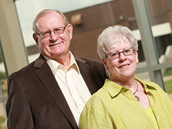 Dan and Carol Brobst