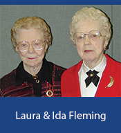 Laura and Ida Fleming: The Fleming Sisters Scholarship
