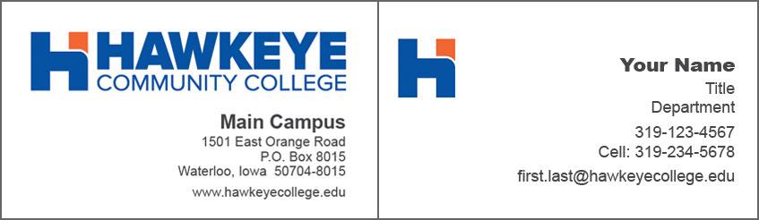 Business card request hawkeye community college business card request colourmoves