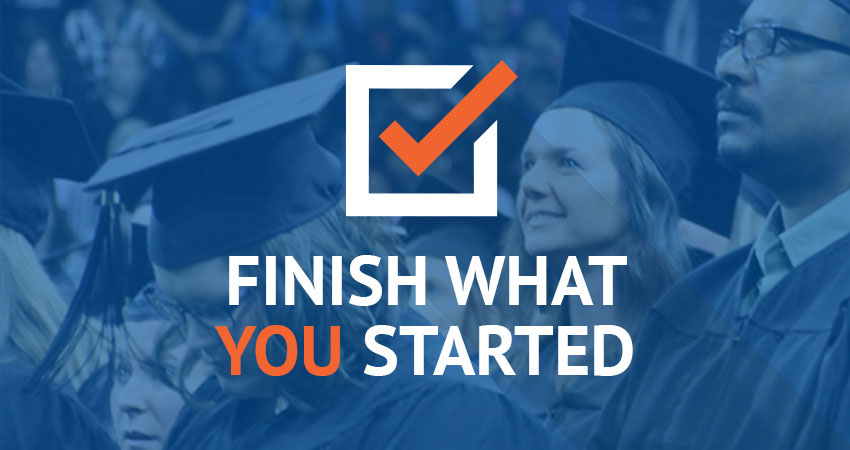Finish What You Started Week