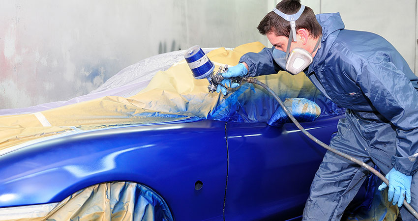 Spray Painting Techniques Car Pdf