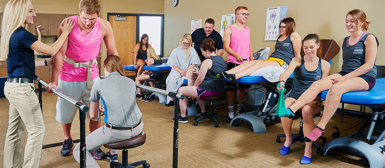 Physical Therapist Assistant - Hawkeye Community College