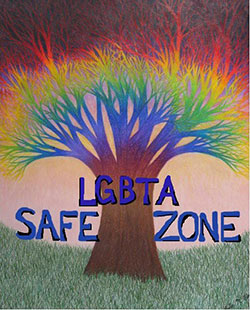 LGBTA Safe Zone