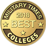 Hawkeye Community College has been named a 2018 Military Times Best for Vets College