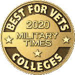 Hawkeye Community College has been named a 2020 Military Times Best for Vets College