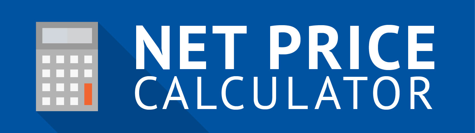 Launch the Net Price Calculator